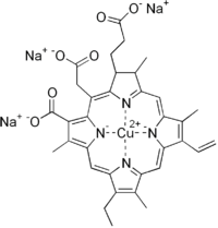 200px-Chlorophyllin